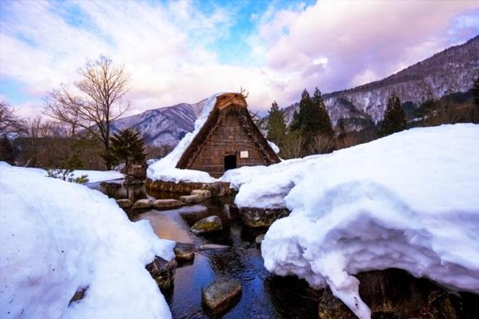 2017年日本白川鄉合掌村自由行,迷人的童話式冬景2.jpg
