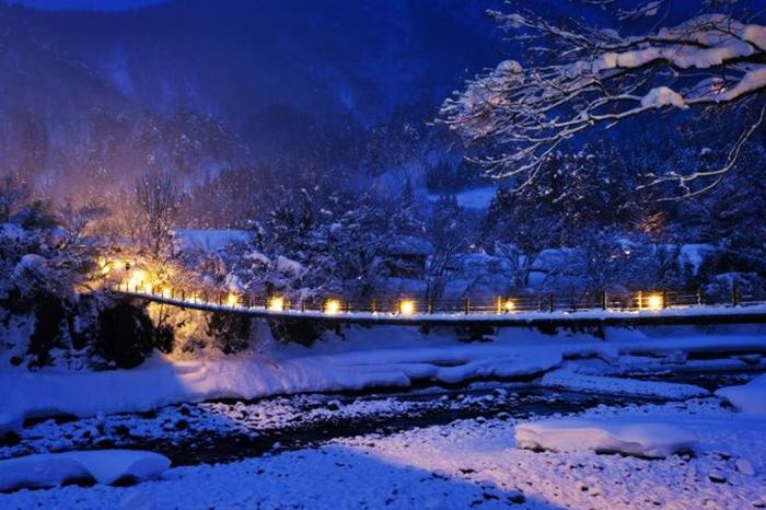 2017年日本白川鄉合掌村自由行,迷人的童話式冬景5.jpg