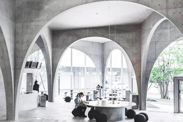 日本東京多摩美術大學圖書館Tama Art University Library不可思議!世界上最美的圖書館6.jpg