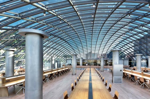 美國芝加哥大學圖書館Library of Chicago University不可思議!世界上最美的圖書館3.jpg