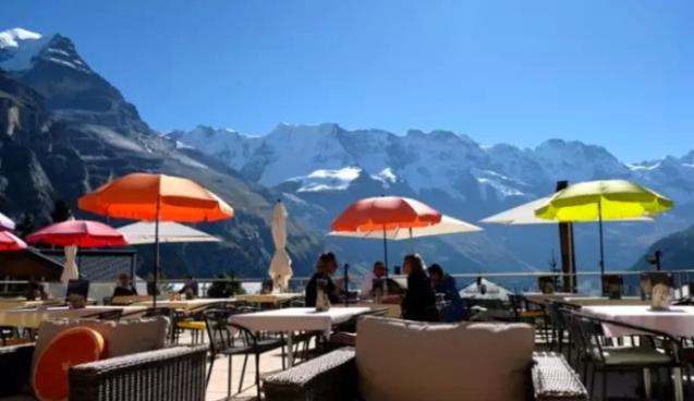 探索瑞士阿爾卑斯山雪朗峰の米倫Murren小鎮!3.png