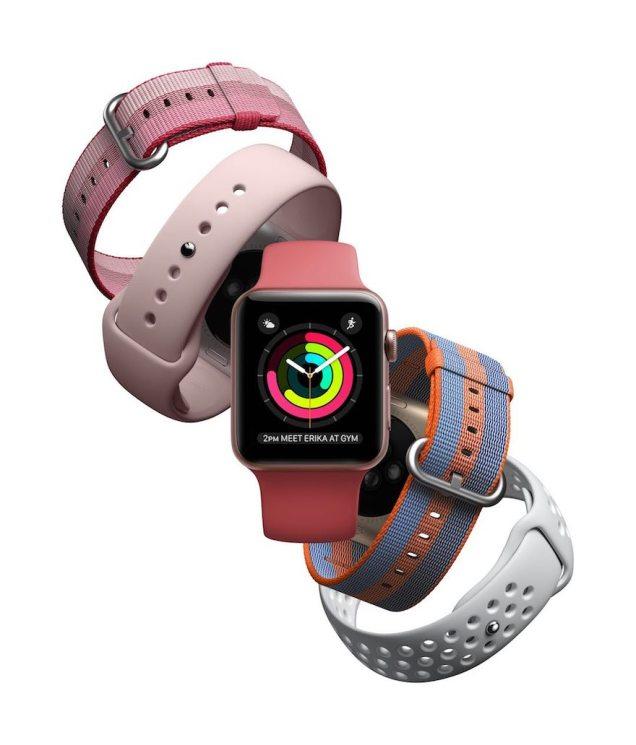 """蘋果發布了紅色 iPhone 7、低價 iPad、""""新""""SE 和錶帶2.jpg"""