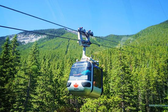 班夫高空纜車遊覽硫磺山 Banff Gondola on Sulphur Mountain_2.png