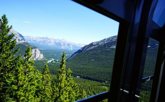 班夫高空纜車遊覽硫磺山 Banff Gondola on Sulphur Mountain_3.png