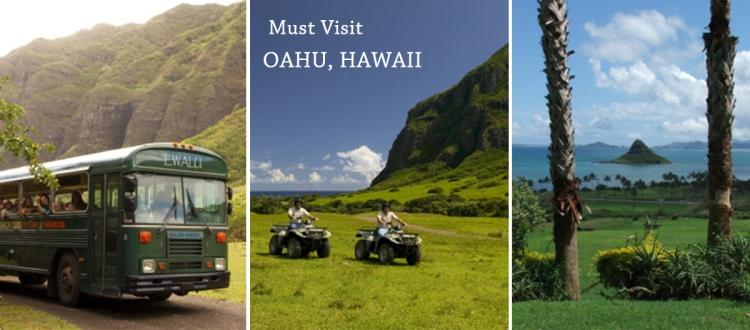 【HELLO!Hawaii】2017年夏威夷歐胡島Oahu自由行行程規劃與攻略