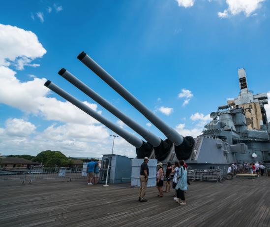 【HELLO!Hawaii】2017年夏威夷歐胡島Oahu自由行行程規劃與攻略 密蘇里號戰艦USS Missouri Battleship5.png