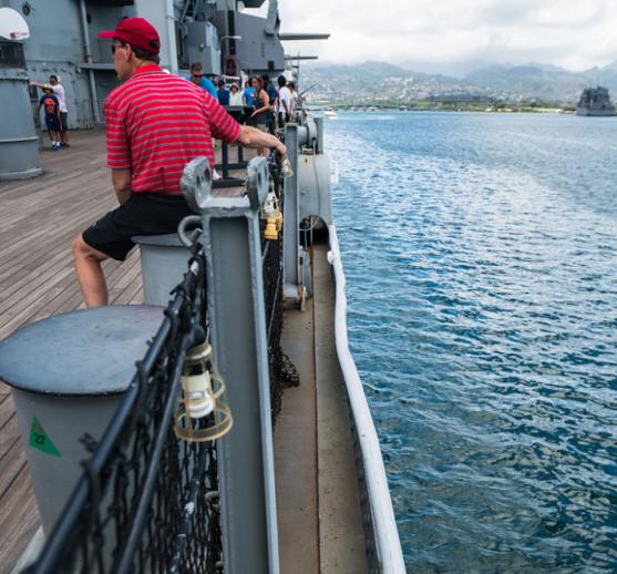 【HELLO!Hawaii】2017年夏威夷歐胡島Oahu自由行行程規劃與攻略 密蘇里號戰艦USS Missouri Battleship9