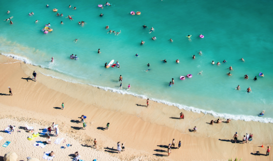【HELLO!Hawaii】2017年夏威夷歐胡島Oahu自由行行程規劃與攻略 威基基海灘Waikiki Beach2.png