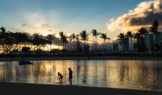【HELLO!Hawaii】2017年夏威夷歐胡島Oahu自由行行程規劃與攻略 威基基海灘Waikiki Beach5.png