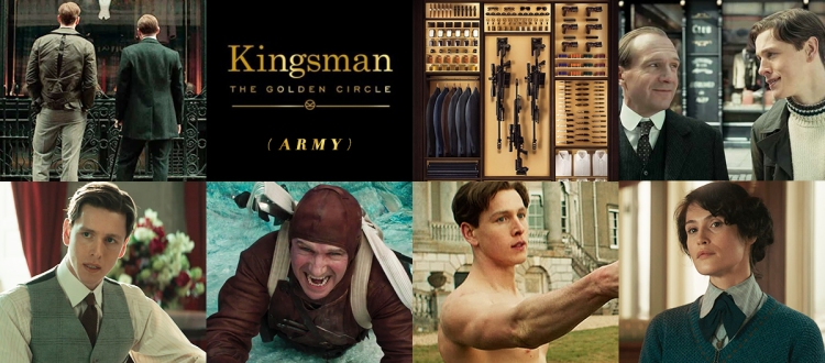 《金牌特務:金士曼起源 THE KING'S MAN 3》電影預告、劇情、上映時間、演員介紹